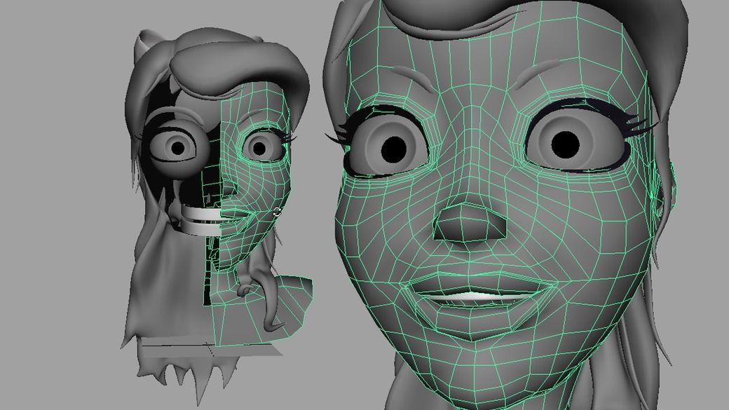 cgi v hand drawn animation beast news