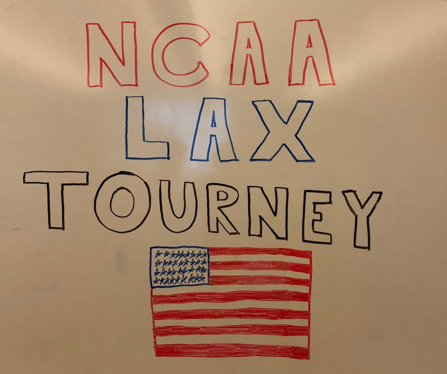 NCAA Lacrosse Approaching Finals