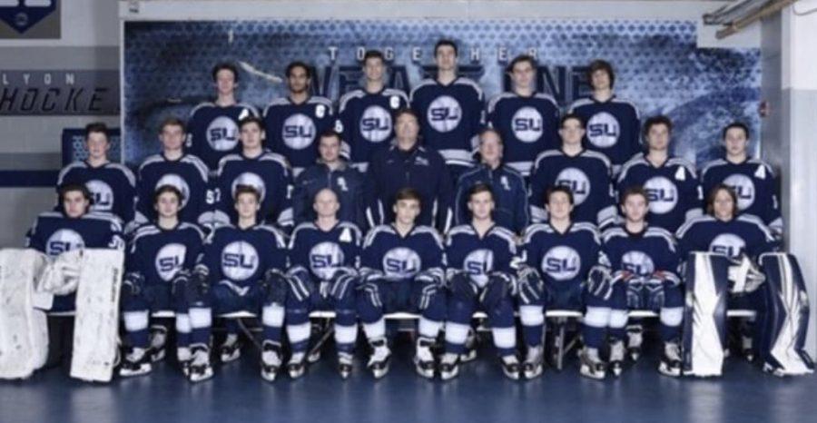 South Lyon Unified Hockey Catch-up