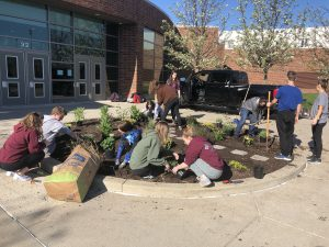 Butterflies and Blooms: East's New Butterfly Garden