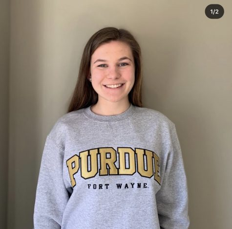 Senior Soccer Player Headed to Purdue Fort Wayne