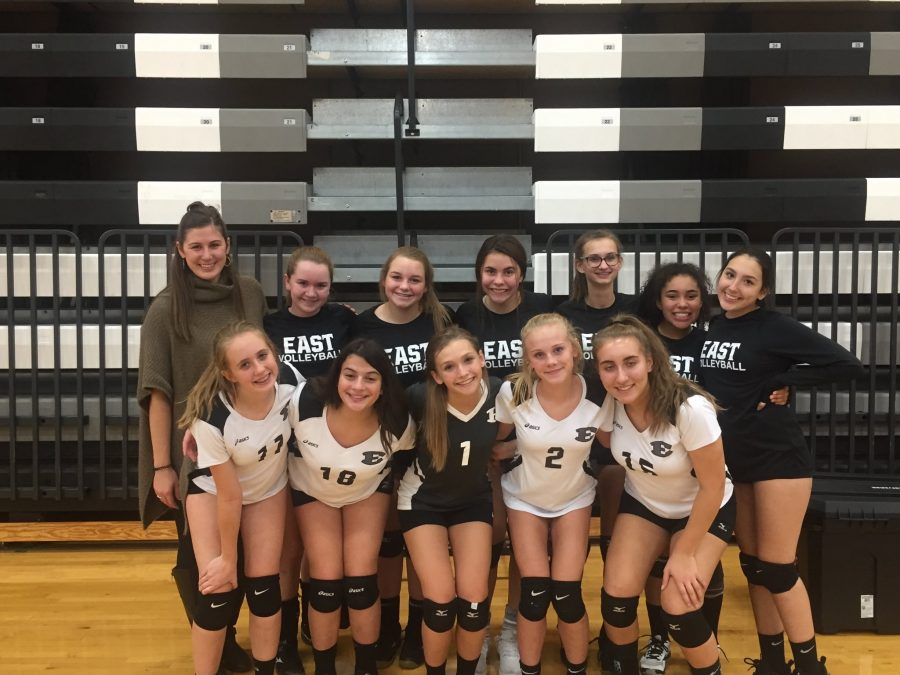 SLE Freshmen Volleyball Team Recently Finished their Season