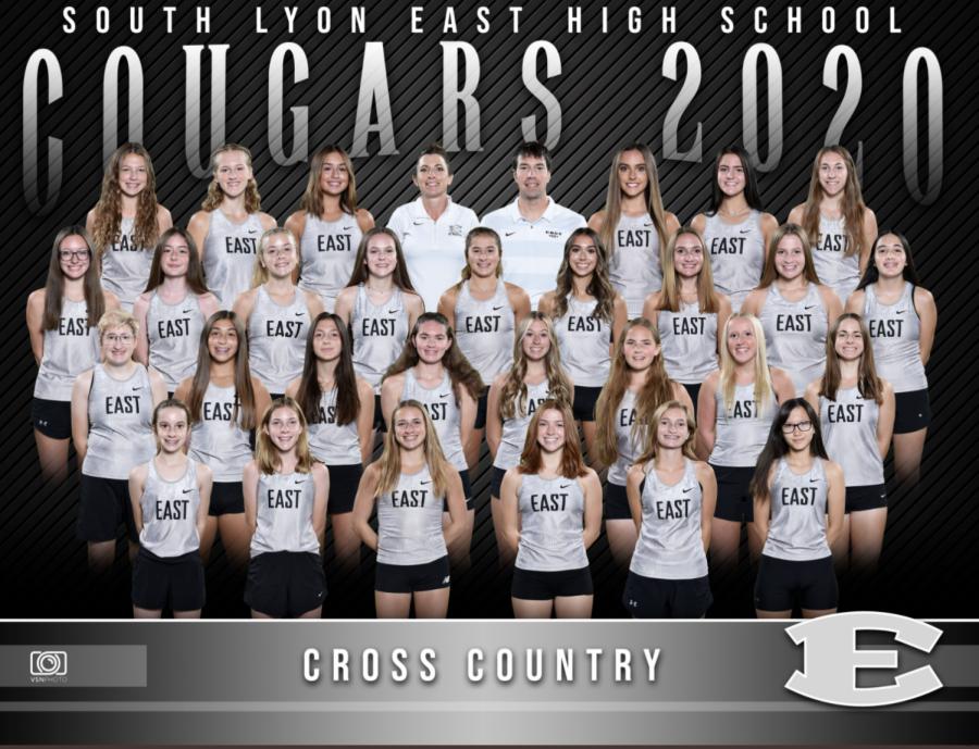 Cross Country Team Makes School History
