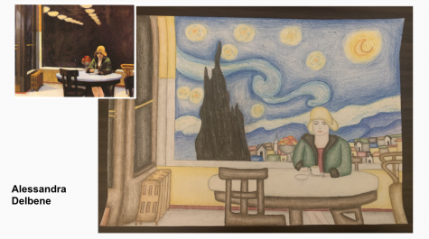 Art Classes Examine Edward Hopper